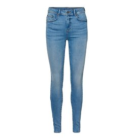 Noisy May Noisy May NM Vicky Skinny Jeans Light Blue Denim