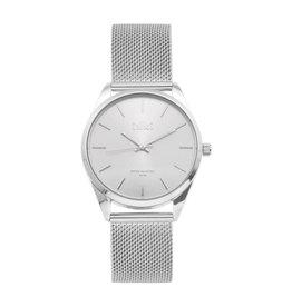 iKKi Horloges Ikki Zilverkleurig Jacky Horloge