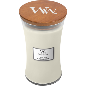 WoodWick WoodWick Solar Ylang Large Candle