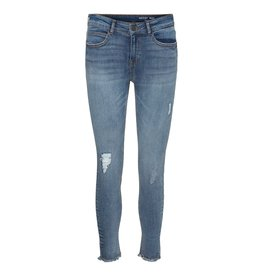 Noisy May Noisy May Lucy Ank Jeans Light Blue Denim