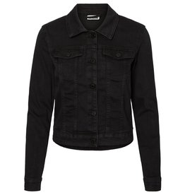 Noisy May Noisy May Black Wash Denim Jacket