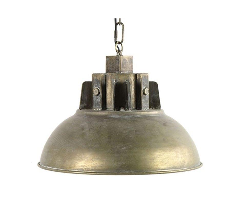 Countryfield Hanglamp E27 Mattijn S Grijs
