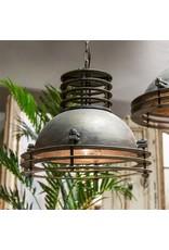Countryfield Hanglamp E27 Nestor S Grijs