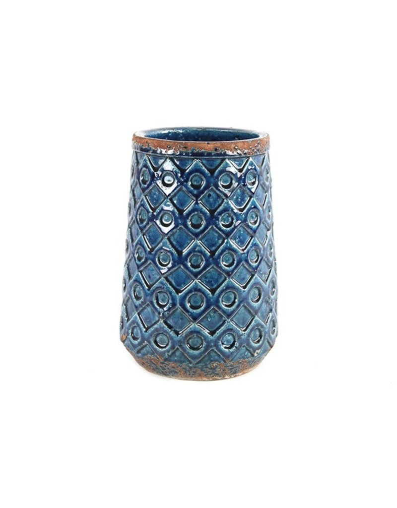 Countryfield 771034 Bloempot Rosana L Turquoise