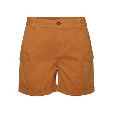 Noisy May Oranje shorts Noisy May