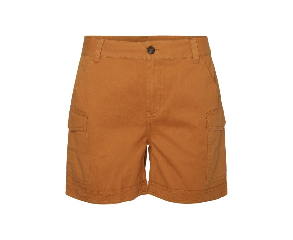 Noisy May Noisy May NM Louise NM Shorts Brown Sugar