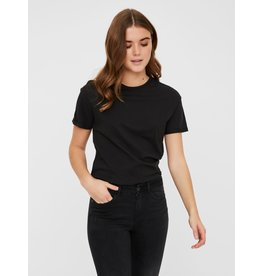 Noisy May Zwart Basic Shirt Noisy May