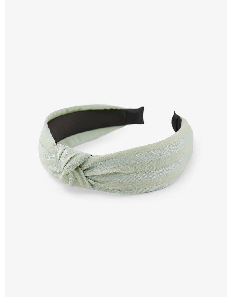 Pieces Pieces PC Nacie Hairband Malachite Green