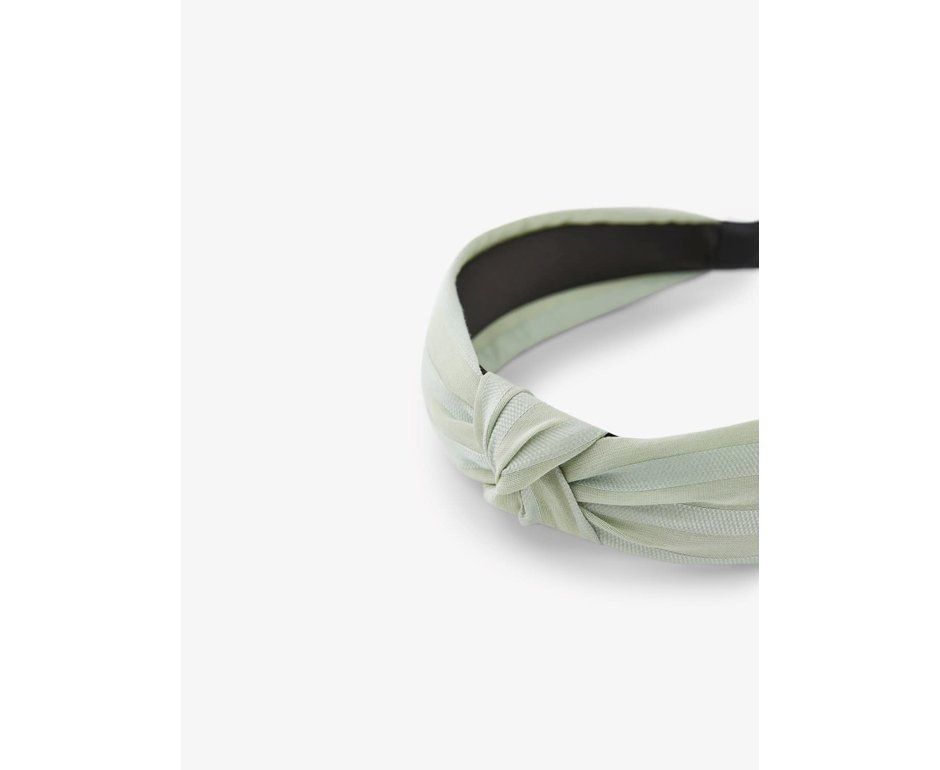 Pieces Pieces PC Nacie Hairband Malachite Green