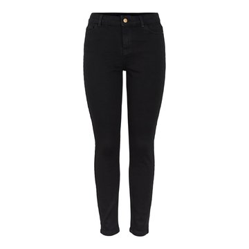 Pieces Zwarte Skinny Jeans Pieces