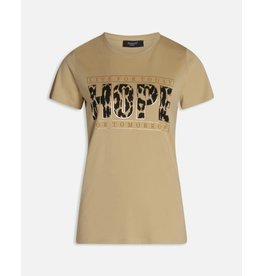 Sisters Point Sisters Point T-shirt Hope Beige