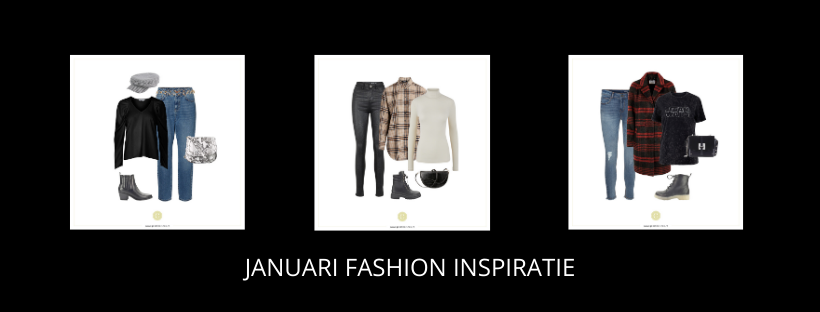 Januari Fashion Inspiratie