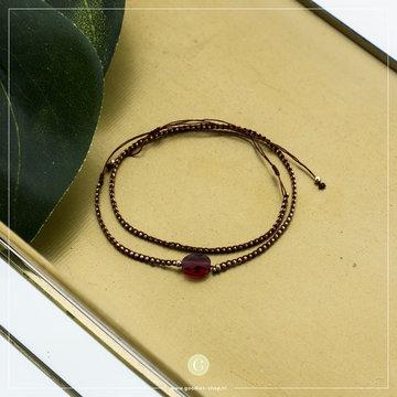 Zag Bijoux Zag Bijoux Armband Kraaltjes & Bead