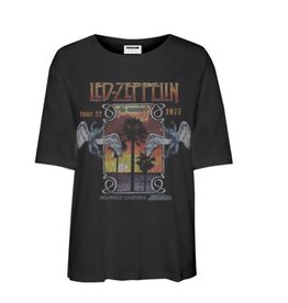 Noisy May Noisy May Rockband T-Shirt Led Zeppelin