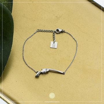 Zag Bijoux Zag Bijoux Armband Pistool