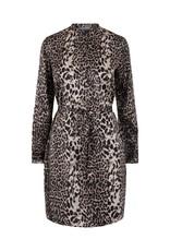 Pieces Pieces PC Dimi Shirt Dress Leopard