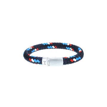 AZE Jewels Aze Jewels Stern Gevlochten Armband 21cm