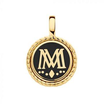 Mi Moneda MMV Uptown Pendant Goudkleurig