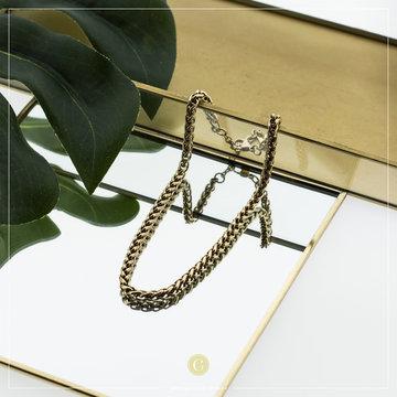 Zag Bijoux Zag Bijoux Necklace Chain Goudkleuirg