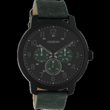 Oozoo Timepieces Oozoo Horloge C10508 green/black