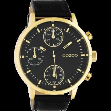 Oozoo Timepieces Oozoo Horloge C10531 balck (g)