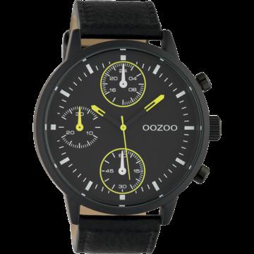 Oozoo Timepieces Oozoo Horloge C10532 Black (b)