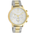 Oozoo Timepieces Oozoo Horloge C10547 silver/gold/silvercolor