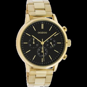 Oozoo Timepieces Oozoo Horloge C10548 goldcolor/black