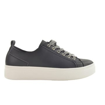 Fabs Shoes Fabs Sneakers Zwart