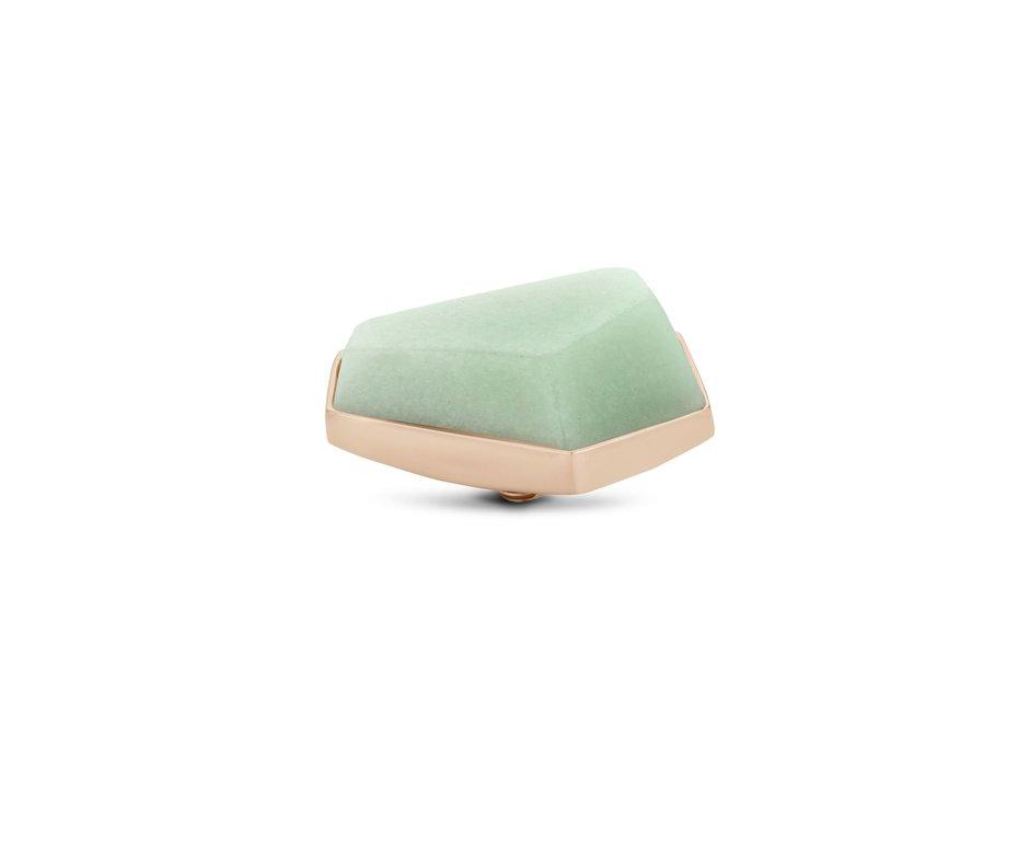 Melano Melano Twisted Stone Geo 20mm Amazon Rosé