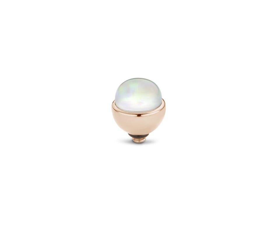 Melano Melano Twisted Stone Opal 6mm Rosé