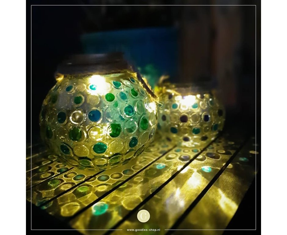 Countryfield Countyfield Solar Dots L Green