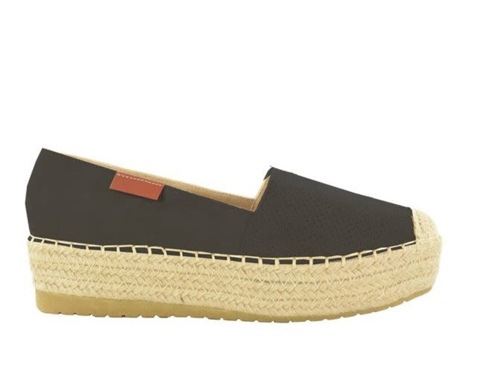 Fabs Shoes Fabulous Fabs Espadrilles Zwart