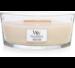 WoodWick WoodWick Vanilla Bean Ellipse Candle