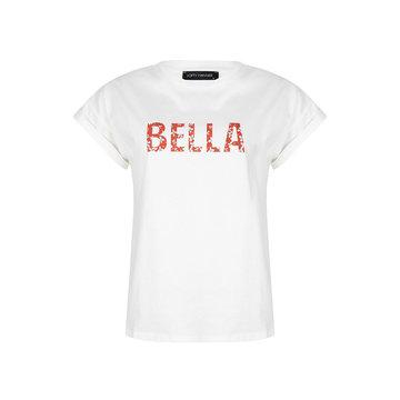 Lofty Manner Lofty Manner Wit T-Shirt Bella