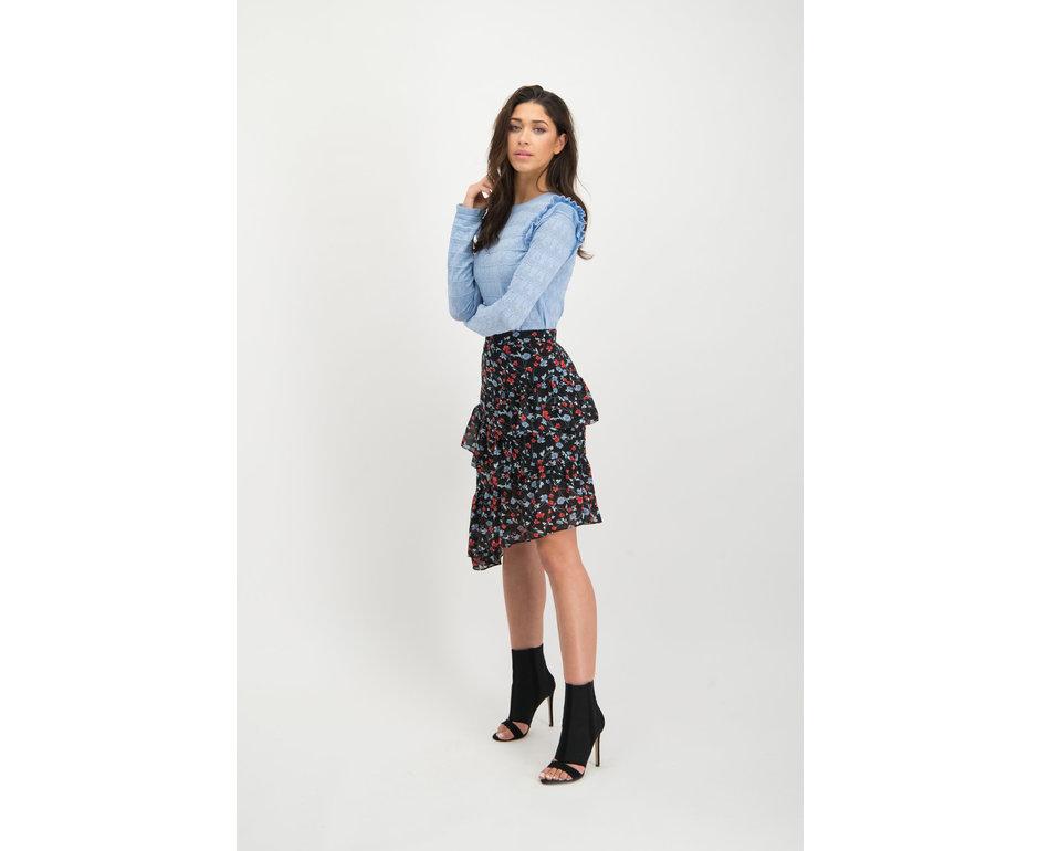 Lofty Manner Lofty Manner Skirt Athalia Zwart