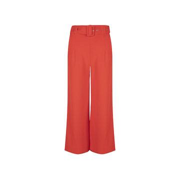 Lofty Manner Lofty Manner Rode Losvallende Pantalon