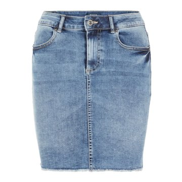 Pieces Pieces Spijkerrok Denim Light Blue