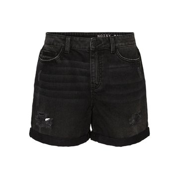 Noisy May Noisy May Denim Short Zwart