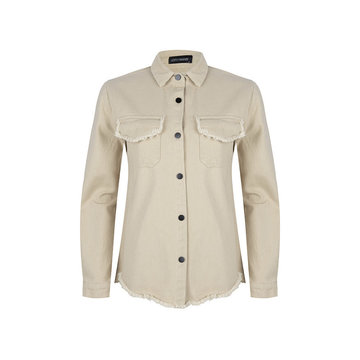 Lofty Manner Lofty Manner Beige Jacket