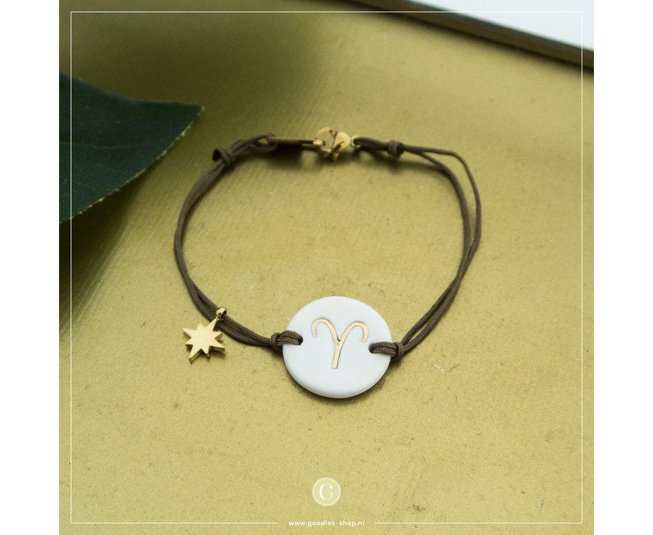 Zag Bijoux Zag Bijoux Bracelet Aries