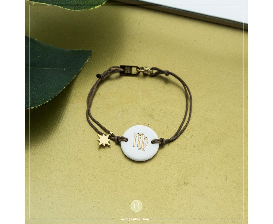 Zag Bijoux Zag Bijoux Bracelet Virgo