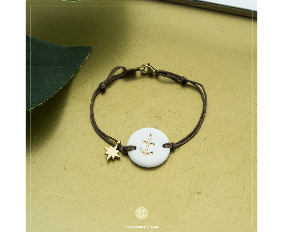 Zag Bijoux Zag Bijoux Bracelet Sagittarius