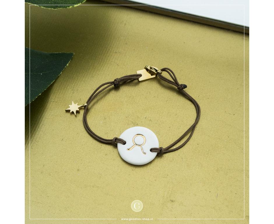 Zag Bijoux Zag Bijoux Bracelet Taurus