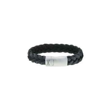 AZE Jewels Aze Jewels Iron Big Wave Black