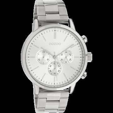 Oozoo Timepieces Oozoo Horloge Zilverkleurig