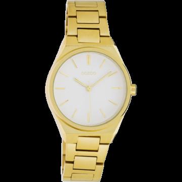 Oozoo Timepieces Oozoo Horloge Goudkleurig