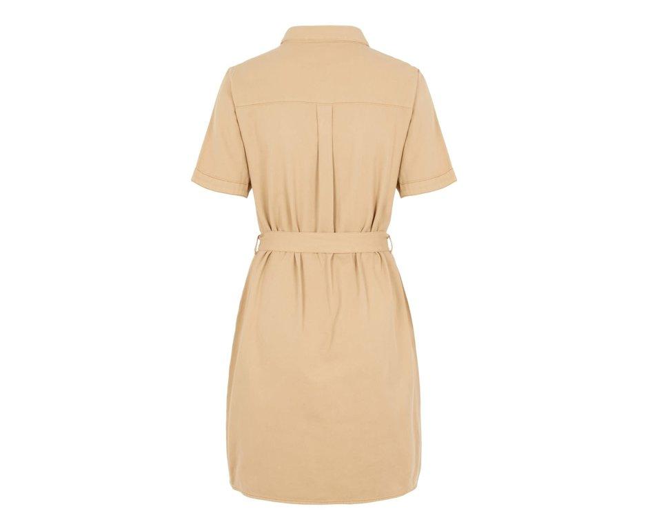 Noisy May Noisy May NM Elisa Button Dress Nomad