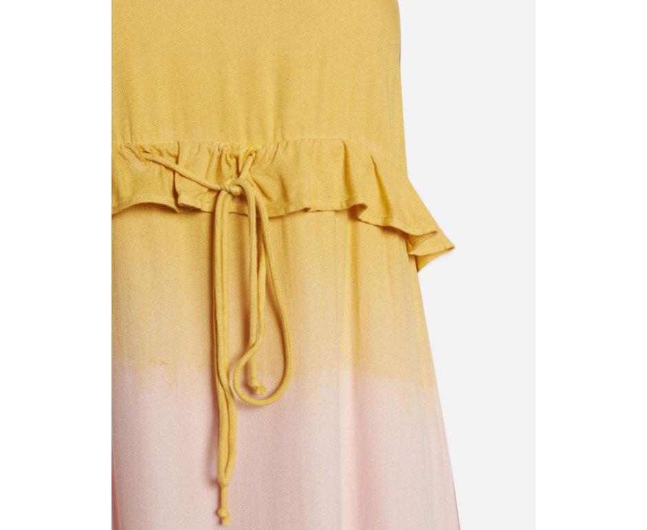 Sisters Point Sisters Point Dip Dye Dress