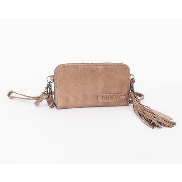 Bag 2 Bag Bag2Bag Wallet New Jackson Grijs
